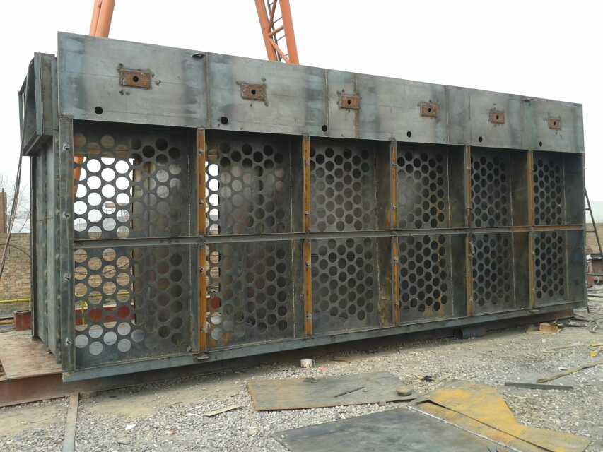 10吨、15吨、20吨、35吨、40吨、65吨供暖锅货柜图纸图片